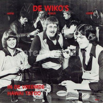 De Wiko's - In de vreemde