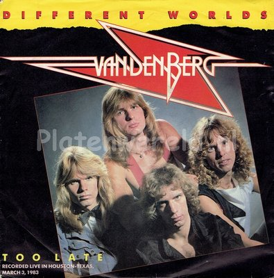 Vandenberg - Different worlds
