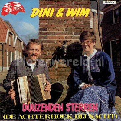 Dini & Wim - Duizend sterren (de achterhoek bij nacht)