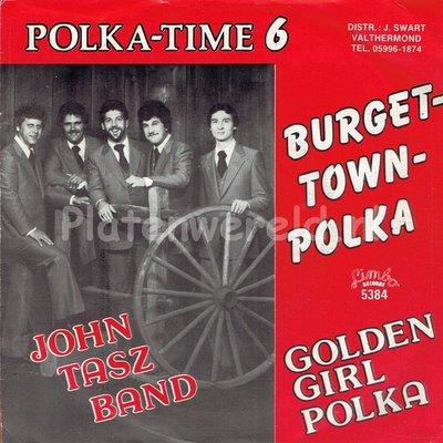 John Tasz Band - Burget Town Polka (polka time 6)