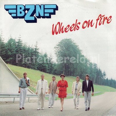 BZN - Wheels on fire
