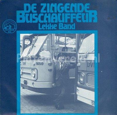 De Zingende buschauffeur - Een lekke band