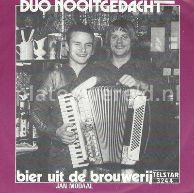 Duo Nooitgedacht - Bier uit de brouwerij