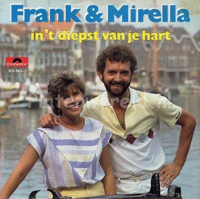 Frank & Mirella - In't diepst van je hart
