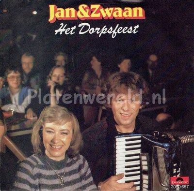 Jan & Zwaan - Het dorpsfeest