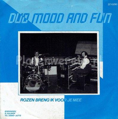 Duo Mood and Fun - Rozen breng ik voor je mee
