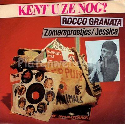 Rocco Granata - Zomersproetjes/Jessica