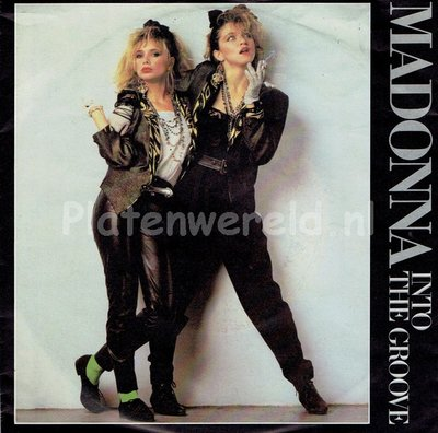 Madonna -Into the groove