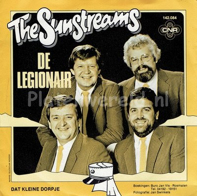 The Sunstreams - De legionair