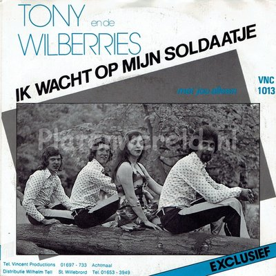 Tony en de Wilberries - Met jou alleen