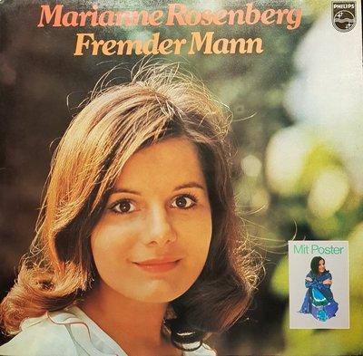 Marianne Rosenberg - Fremder Mann (LP)