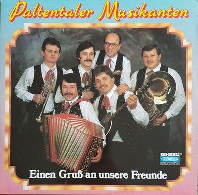 Paltentaler Musikanten, Einen Gruß An Unsere Freunde (lp)