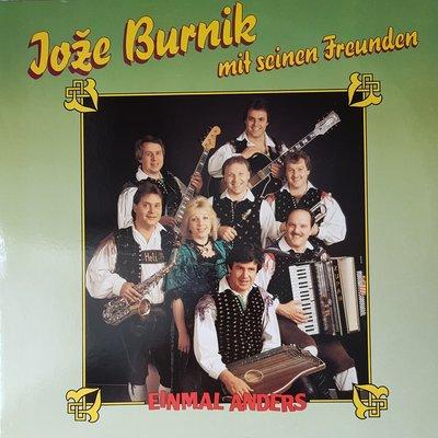 Joze Burnik Mit Seinen Freunden, Einmal Anders (lp)