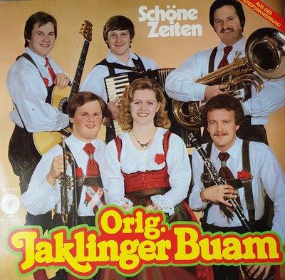 Original Jaklinger Buam, Schöne Zeiten (lp)