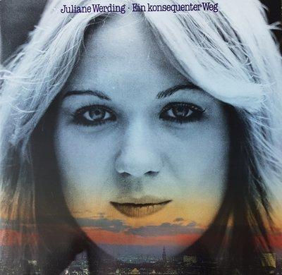 Juliane Werding - Ein konsequenter weg (lp)