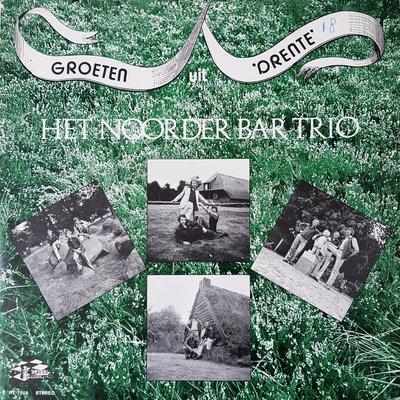 Het Noorder Bar Trio - Groeten uit Drente (lp)