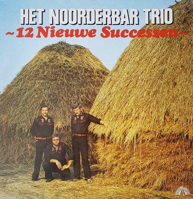 Het Noorder bar Trio - 12 nieuwe successen (lp)
