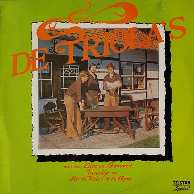 De Triola's - De Triola's (lp)