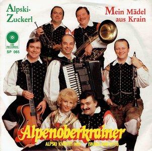 Alpenoberkrainer Alpski Kvintet mit Ivanka und Otto - Alpski Zuckerl