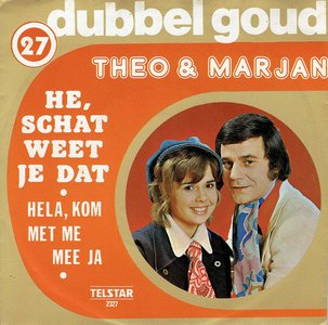 Theo & Marjan - He, schat weet je dat
