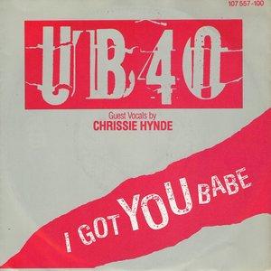 UB 40 - I got you babe