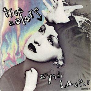 Cindy Lauper - Treu colors