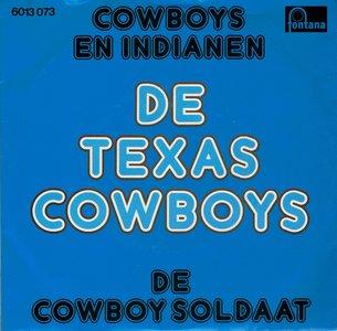 De Texas Cowboy - Cowboys en indianen
