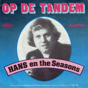 Hans en the Seasons - Op de tandem