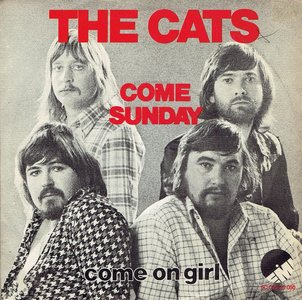 The Cats - Come sunday