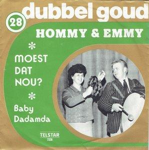 Hommy en Emmy - Moest dat nou