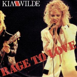 Kim Wilde - Rage to love
