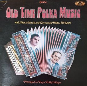 Frank Novak & Polka All Stars - Old time polka music