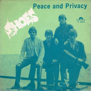 The Shoes - Peace and privacy