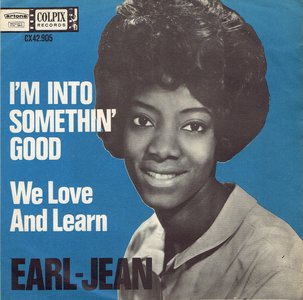Earl Jean - I'm into somethin' good