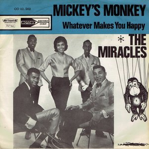 The Miracles - Mickey's monkey