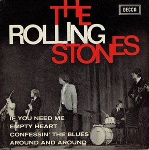 The Rolling Stones - If you need me (ep)