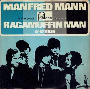 Manfred Man - Ragamuffin man