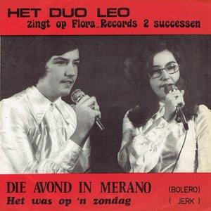 Het Duo Leo - Die avond in Merano