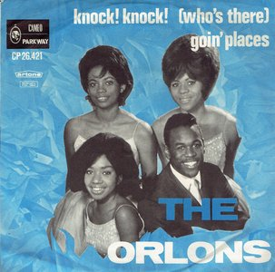 The Orlons - Knock! knock! (who's there)