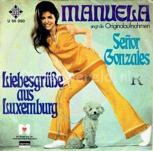 Manuela - Liebesgrüsse aus Luxemburg