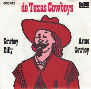 De Texas Cowboy - Cowboy Billy