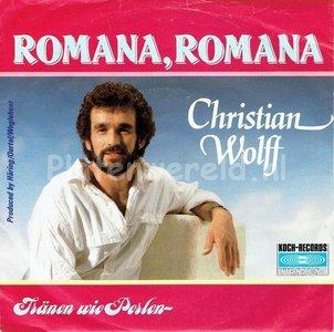 Christian Wolff - Ramona Ramona