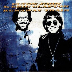 Elton John & Eric Clapton - Runaway train