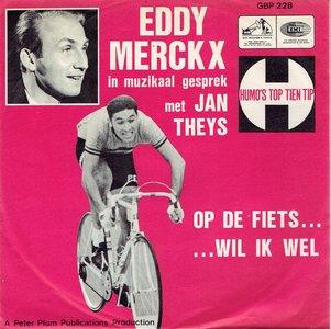 Eddy Merckx - Op de fiets...  ...wil ik wel