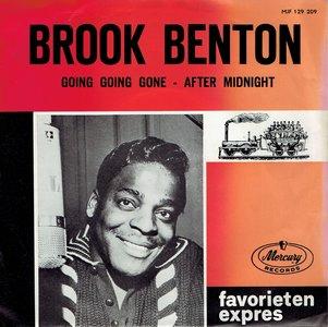 Brook Benton - Going going gone