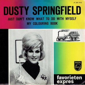Dusty Springfield - Just don't know what to do with myself