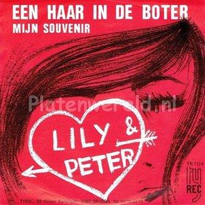 Lily & Peter - Een haar in de boter