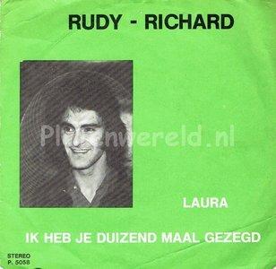 Rudy Richard - Ik heb je duizend maal gezegd