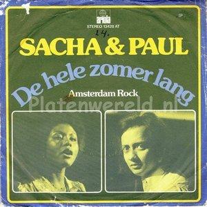 Sacha & Paul - De hele zomer lang