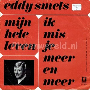 Eddy Smets - Mijn hele leven